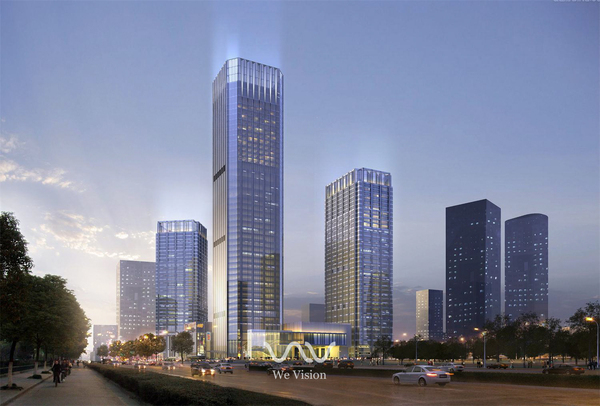 China - Office Building